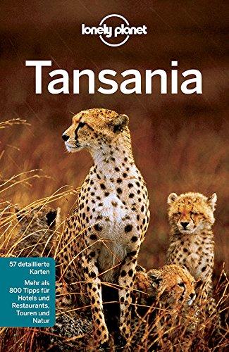 9783829723893: Lonely Planet Reiseführer Tansania