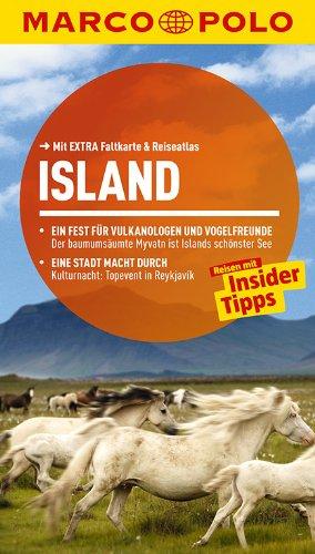 9783829724807: MARCO POLO Reiseführer Island: Reisen mit Insider-Tipps. Mit EXTRA Faltkarte & Reiseatlas