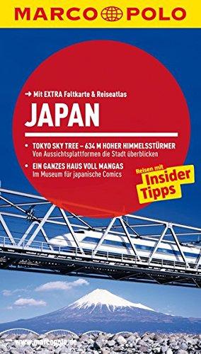 9783829724890: MARCO POLO Reiseführer Japan