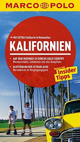 MARCO POLO Reiseführer Kalifornien.[Neubuch] Reisen mit Insider-Tipps. Mit EXTRA Faltkarte & Reiseatlas - Teuschl, Karl