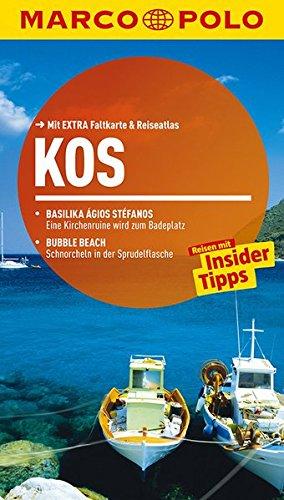 9783829725101: MARCO POLO Reiseführer Kos: Reisen mit Insider-Tipps. Mit EXTRA Faltkarte & Reiseatlas