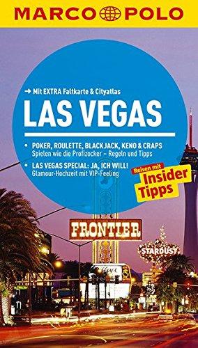9783829725217: MARCO POLO Reiseführer Las Vegas: Reisen mit Insider-Tipps. Mit EXTRA Faltkarte & Cityatlas