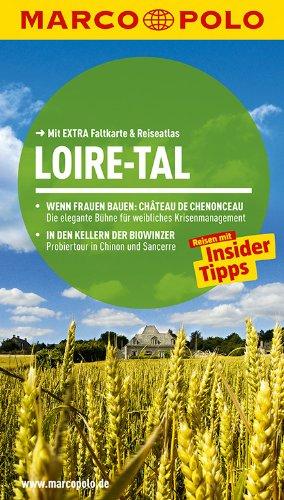9783829725286: MARCO POLO Reiseführer Loire-Tal