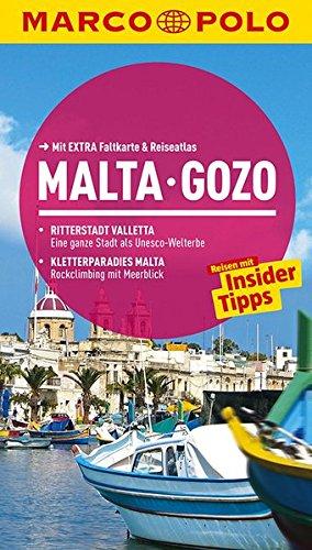 9783829725392: MARCO POLO Reisef�hrer Malta/Gozo