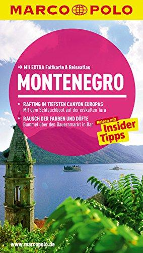 9783829725477: MARCO POLO Reiseführer Montenegro