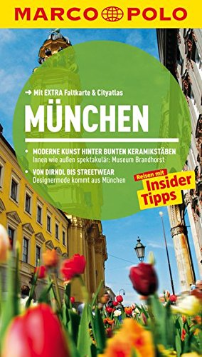 9783829725507: MARCO POLO Reiseführer München