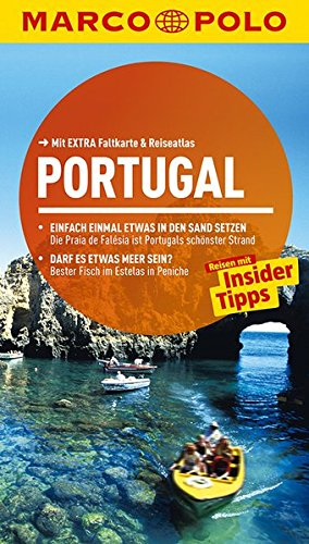 9783829725804: MARCO POLO Reiseführer Portugal