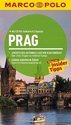 9783829725828: MARCO POLO Reiseführer Prag