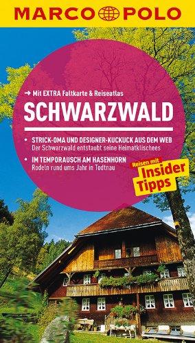 9783829726030: MARCO POLO Reiseführer Schwarzwald