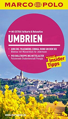 9783829726405: MARCO POLO Reiseführer Umbrien: Mit EXTRA Faltkarte & Reiseatlas