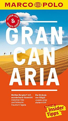 9783829727648: MARCO POLO Reisef�hrer Gran Canaria: Reisen mit Insider-Tipps. Inklusive kostenloser Touren-App & Update-Service