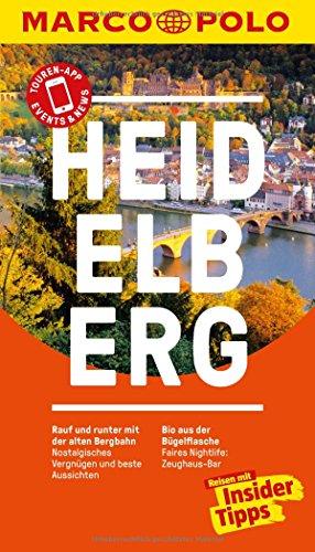 9783829727709: MARCO POLO Reiseführer Heidelberg: Reisen mit Insider-Tipps. Inklusive kostenloser Touren-App & Update-Service