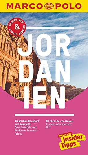 9783829727877: MARCO POLO Reiseführer Jordanien: Reisen mit Insider-Tipps. Inklusive kostenloser Touren-App & Update-Service