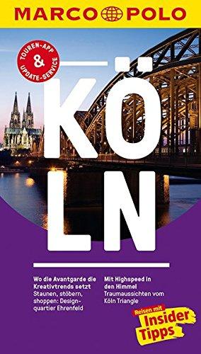 9783829728027: MARCO POLO Reiseführer Köln