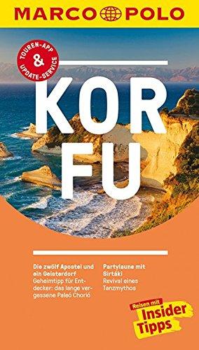 9783829728041: MARCO POLO Reiseführer Korfu