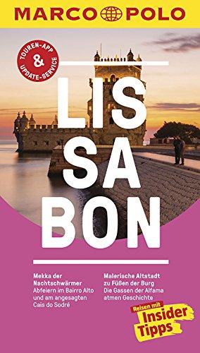 9783829728218: MARCO POLO Reiseführer Lissabon