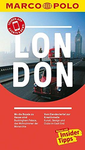 9783829728232: MARCO POLO Reiseführer London: Reisen mit Insider-Tipps. Inkl. kostenloser Touren-App und Event&News
