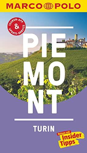 MARCO POLO Reiseführer Piemont, Turin: Reisen mit: Rübesamen, Annette