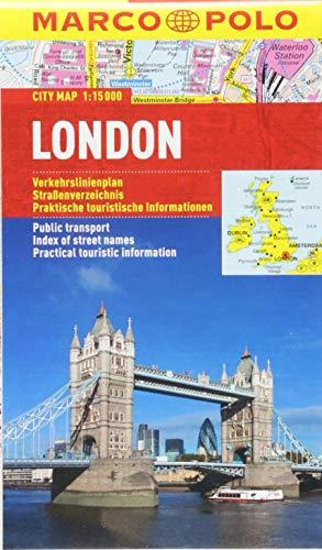 9783829730617: Londres 1 : 15 000
