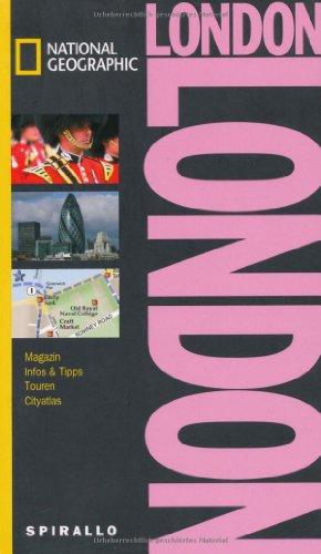 NATIONAL GEOGRAPHIC Spirallo Reiseführer London - Reader, Lesley, Fiona Dunlop und Elizabeth Carter