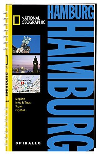 9783829732512: Hamburg Spirallo Reiseführer: Magazin. Infos und Tipps. Touren. Reiseatlas