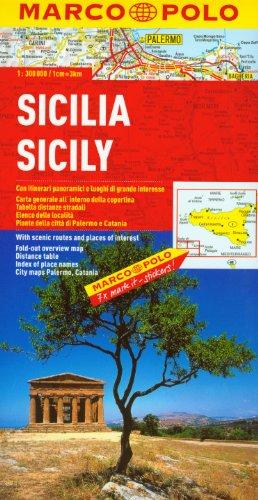 9783829737715: Italien Sizilien (10) 1:300.000