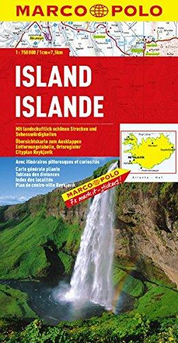 9783829738620: Islande Euro Cartemarco Polo