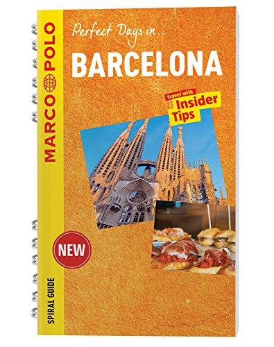 9783829755023: Barcelona Marco Polo Spiral Guide (Marco Polo Spiral Guides)