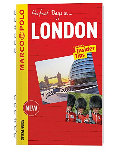9783829755054: London Marco Polo Spiral Guide (Marco Polo Spiral Guides)