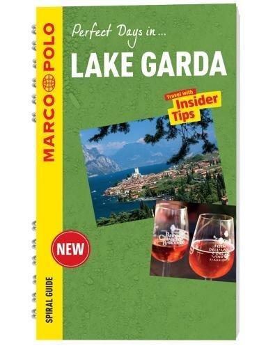 9783829755238: Lake Garda Marco Polo Spiral Guide (Marco Polo Spiral Guides)