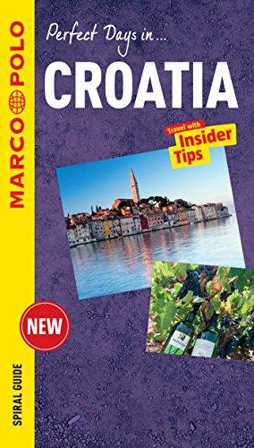 9783829755252: Croatia Marco Polo Spiral Guide (Marco Polo Spiral Guides)