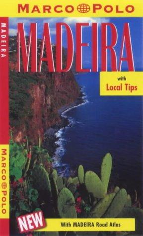 9783829760256: Madeira (Marco Polo Travel Guides)