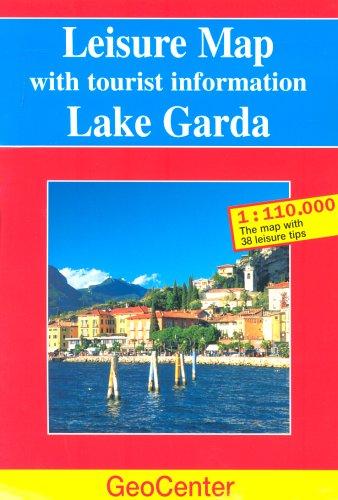 9783829760638: Lake Garda (Marco Polo Leisure Maps)