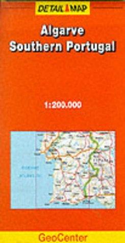 9783829760904: Algarve/Southern Portugal (GeoCenter Detail Map)