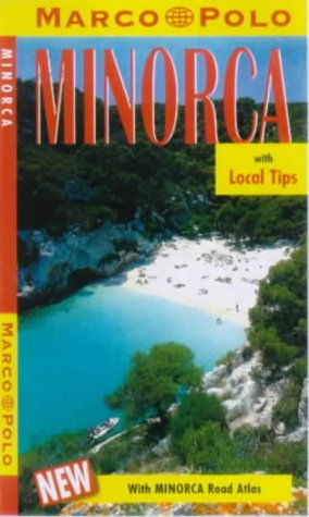 9783829761086: Minorca (Marco Polo Travel Guides)