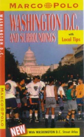 9783829761123: Washington D.C. (Marco Polo Travel Guides)
