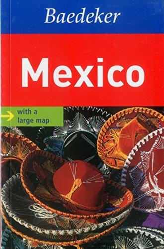 Mexico Baedeker Guide (Baedeker Guides): Baedeker