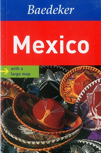 9783829764773: Mexico Baedeker Guide (Baedeker Guides)