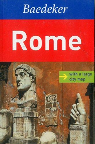 9783829764797: Rome (Baedeker Guides)