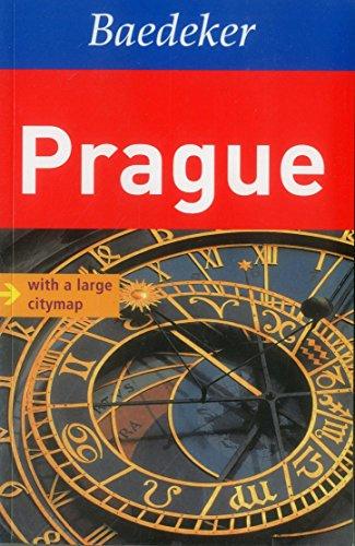 9783829765435: Prague Baedeker Guide (Baedeker Guides)