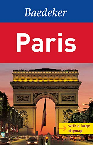 Paris Baedeker Guide (Baedeker Guides): Baedeker