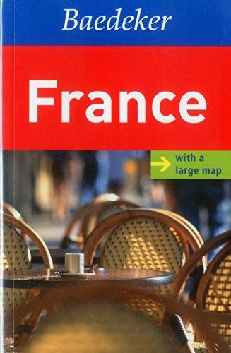 9783829766142: France (Baedeker Guides)