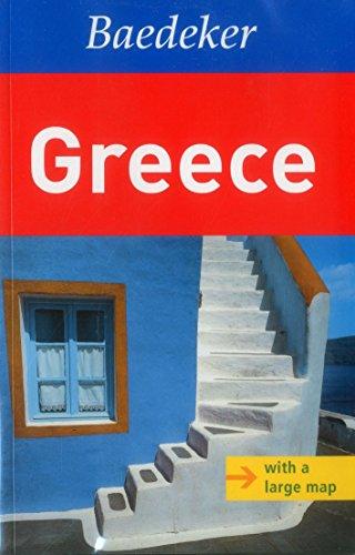 9783829766159: Greece Baedeker Guide (Baedeker Guides)