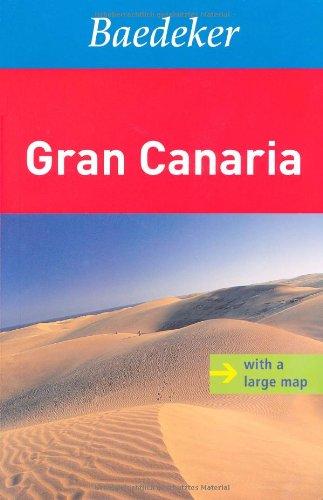 9783829766289: Gran Canaria. [Text, Birgit Borowski, Achim Bourmer, Hans Jrgen Frndt] (Baedeker Guides)