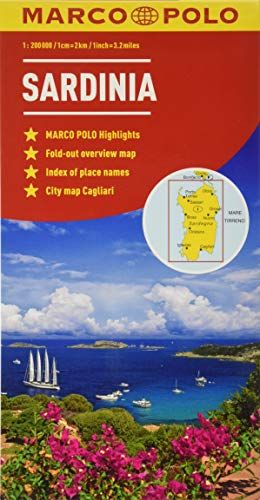 ISBN9783829767521 **NEW** Map Crete Marco Polo Map