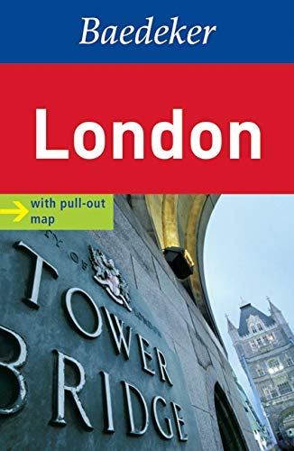 9783829768078: London Baedeker Guide (Baedeker Guides)