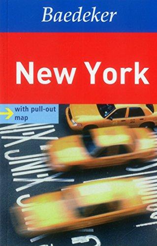 9783829768122: New York Baedeker Guide (Baedeker Guides)