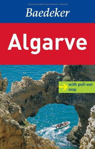 Algarve Baedeker Guide (Baedeker Guides): Various Map Artist