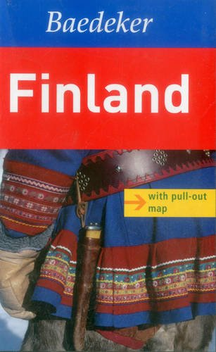 9783829768146: Finland Baedeker Travel Guide (Baedeker Guides)