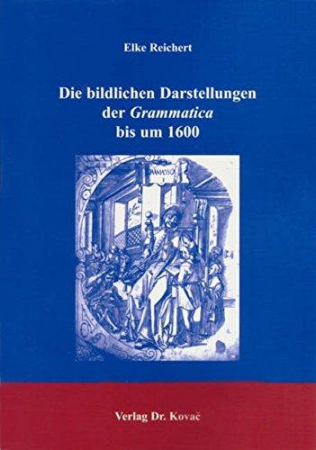 9783830014140: Die bildlichen Darstellungen der Grammatica bis um 1600